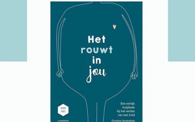 Rouwboek – Voor ouders die een kindje zijn verloren